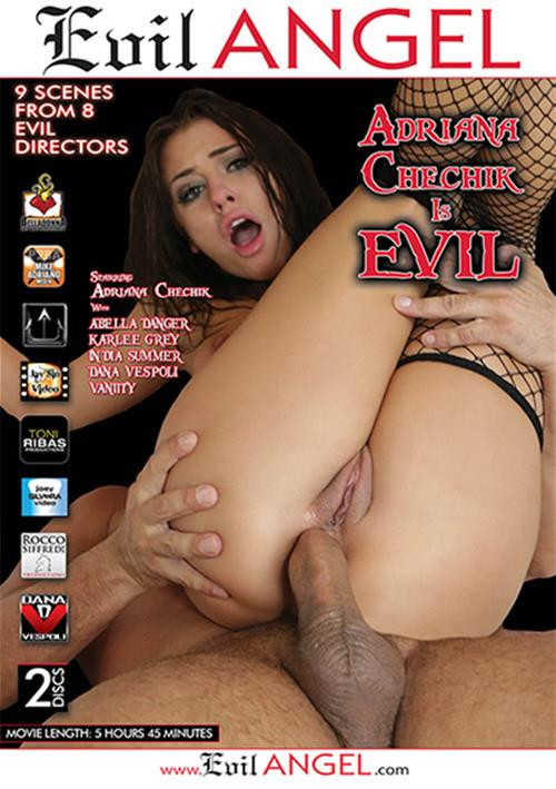Adriana Chechik Is Evil – Evil Angel