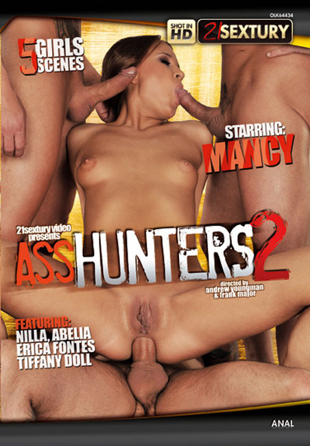 Ass Hunters #2 – 21 Sextury
