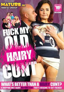 Fuck My Old Hairy Cunt – Mature NL